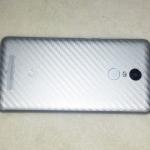 ฟีลม์คาร์บอนไฟเบอร์(หลังเครื่อง) Xiaomi Redmi Note3