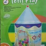 เต้นท์ Tent play my first paradise + บอลแถม 20 ลูก ส่งฟรี