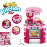 ชุดครัวของเล่นเด็กใหญ่ ๆ little chef set kitchen cook ส่งฟรี