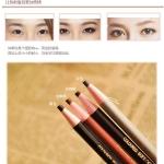 Cosmetic Art สีน้ำตาล เขียนคิ้วจีนชนิดปอก ไม่ต้องเหลา แท่งใหญ่มากกกก