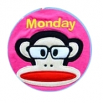 เสื้อกล้ามสุนัข พอลแฟรงค์ - Monday (พร้อมส่ง)