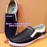 รองเท้าหนัง Lacoste ราครอส No.LD023