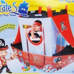 Sale!!! เต็นท์เรือโจรสลัด พร้อมบอล 24 ลูก (170*70*135 ซม)