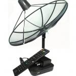 จานดาวเทียม PSI O2X