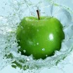 กินอย่างไรให้ผอม (ตอนที่ 4) แอปเปิ้ลเขียวในมื้อเย็น