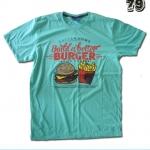 เสื้อยืดชาย Lovebite Size XL -  Buger
