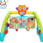 Huile 5in1 Baby Play Gym บาร์เสริมพัฒนาการสำหรับเด็กแรกเกิด แบรนด์ Huile