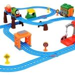 รถไฟ Thomas's busy day on sodor set ของแทั ส่งฟรี