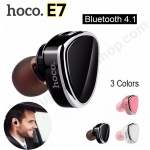 HOCO E7 Bluetooth Headset - หูฟังบลูทูธ ไร้สาย Premium Earphone Bluetooth V4.1.