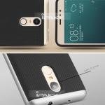 เคสบั๊มเปอร์ ipaky Xiaomi Redmi Note3 กันกระแทกรอบตัวเครื่อง