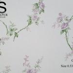 วอลเปเปอร์ ดอกไม้ COL-D2