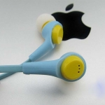 ขาย หูฟัง Iriver SC-10E หูฟังแฟชั่น รองรับ iPod , iPhone , iPad , BlackBerry