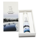 HIVE Mineral Lifting Spray สเปรย์น้ำแร่ฉีดหน้าเพื่อซับความมันส่วนเกินของใบหน้า(Natural)แถมฟรีรองเท้าถูพื้น Microfiberสตอเบอรี่
