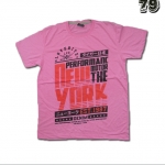 เสื้อยืดชาย Lovebite Size XXL - Performanc moter the new york