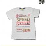 เสื้อยืดชาย Lovebite Size L - Speed Motorspirit