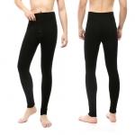 พร้อมส่ง กางเกงผู้ชาย บวกกำมะหยี่ ขายาว ใส่ในฤดูหนาวที่อบอุ่น เลคกิ้งผู้ชาย ใส่กันหนาว