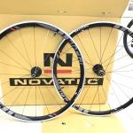 NOVATEC : IMPULSE 2018 ชุดล้อ All-Round ดุม CARBON