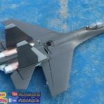 SU-35 Fighter jet 735mm Kit เครื่องบินบังคับความเร็วสูง