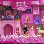 ปราสาทเจ้าหญิงกล่องเล็ก My castle set ส่งฟรี