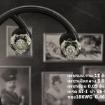 ต่างหูเพชร Dancing Diamond หมายเลข E26 เพชรเม็ดกลาง 5 ตัง เพชรนน.รวม 11 ตัง/คู่ ราคาพิเศษ 18,000 บาท 🎉🎉สนใจทัก https://line.me/R/ti/p/%40passiongems🎉🎉
