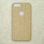 เคส ฝาหลัง ลายไม้ TPU iPhone7 Plus