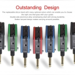 ขาย FiiO G01 แอมป์พกพาสำหรับกีต้าร์ไฟฟ้า / เบส พกพาง่าย สะดวก ปรับแต่งโทน และ ไดร์ฟได้ มีแบตในตัว