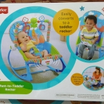 เปลโยก fisher price infant to toodle rocker