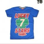 เสื้อยืดชาย Lovebite Size M - Lucky 7