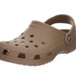 รองเท้า CROCS รุ่น Classic สีน้ำตาลอ่อน