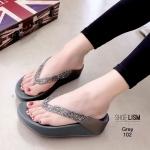 รองเท้าแฟชั่น style fitflop
