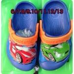 รองเท้าแตะ crocs เด็ก