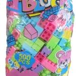 Blocks ตัวต่อ 500 ชิ้น (2y+)