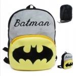 กระเป๋าเป้สะพายหลัง 2 ซิป Batman