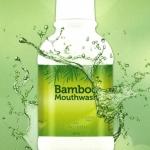น้ำยาบ้วนปาก Bamboo mouthwash #สารสกัดพิเศษจากเยื่อไผ่