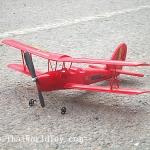 เครื่องบินปีก 2 ชั้น TIGER MOUTH