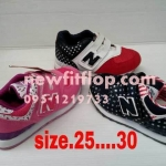 รองเท้ากีฬาเด็ก  No.N128