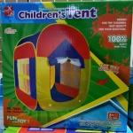 เต็นท์บ้าน ช่วยเสริมสร้างจินตนาการให้เด็กๆ เป็นการเล่น Role Play