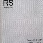 วอลเปเปอร์ลายกราฟฟิค 3D-C45W