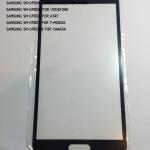 กระจกซัมซุง Galaxy S5 (สีดำ) Black