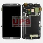 หน้าจอชุด Samsung Galaxy Note 2 ซัมซุง โน๊ต 2 N-7100 - สีดำ
