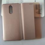 เคส Mate9 Pro Official Smart case สีทองชมพู