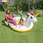 สวนน้ำเป่าลม ยูนิคอน Children's pool Unicorn Intex: 57441 *** รายการนี้รวมส่งฟรีขนส่งเอกชนคะ ***