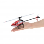 XK K120 helicopter 3D 6ch brushless motor.