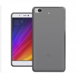 เคส Xiaomi Mi5s TPU นิ่มสีเทา2โทน