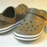 รองเท้า CROCS รองเท้าลำลองผู้ใหญ่ Crocband สีชมพูอ่อน