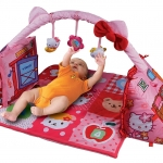 VTech Baby Hello Kitty 2-in-1 Playmat Cube ของแท้ ส่งฟรี EMS