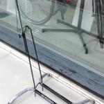 ACC033S แท่นจอดจักรยานวางตั้ง
