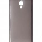 เคส TPU นิ่มเทาใส Xiaomi Mi4 /mi4LTE /Mi4W /Mi4lite
