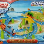 รถไฟ Thomas and friends intelligent sensor & dialog 104 ชิ้น by wintek ส่งฟรี