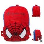 กระเป๋าเป้สะพายหลัง 2 ซิป Spider man
